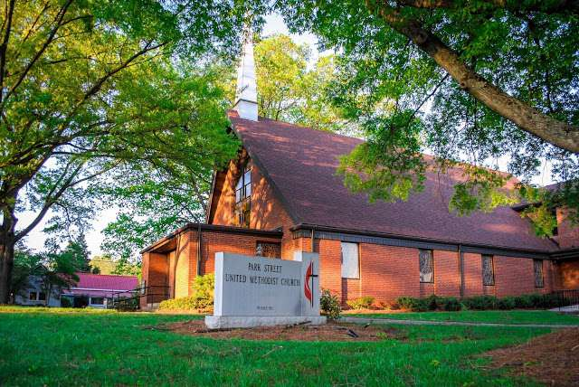 Park Street United Methodist Church Belmont Nc